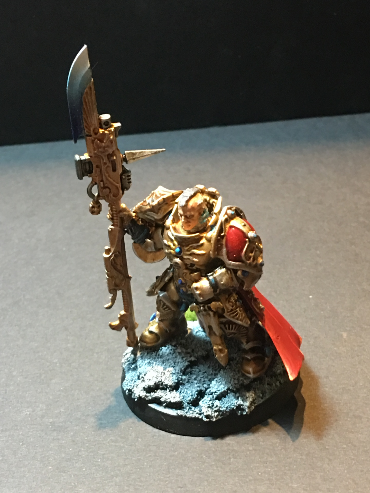 Legio Custodes Shield Captain