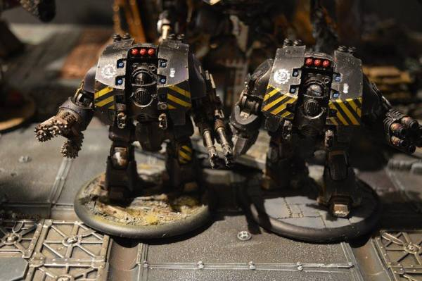 Leviathan dreadnoughts
