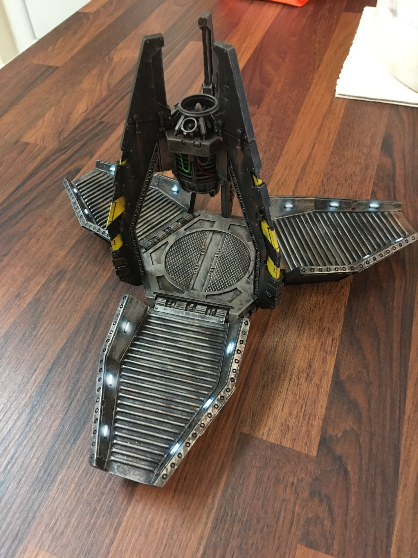 Legion Dreadnought Drop Pod