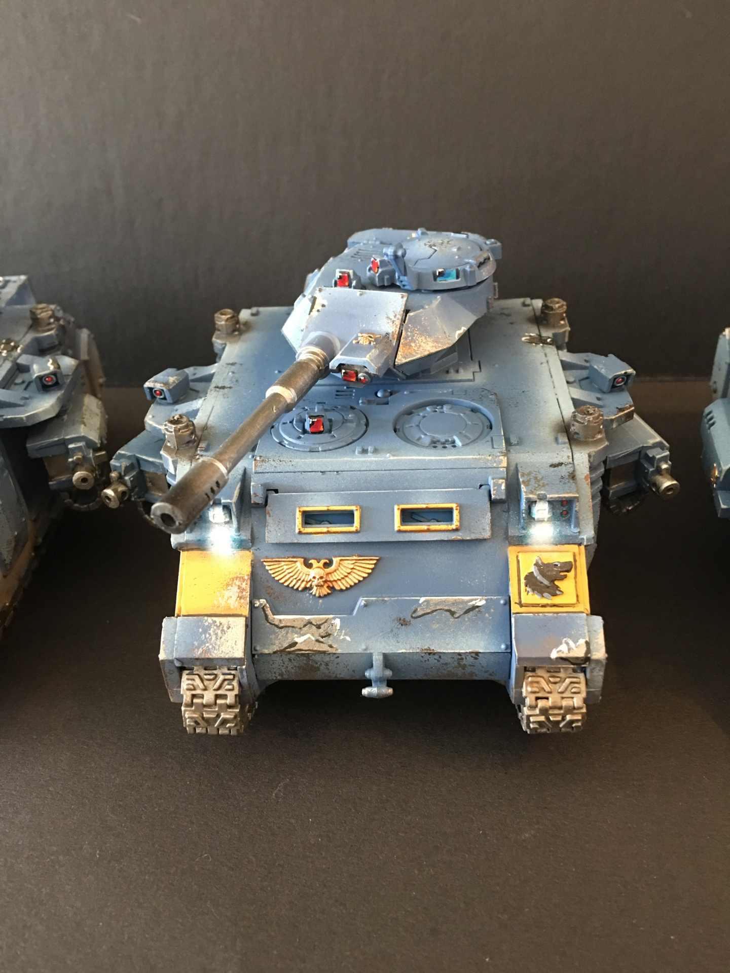 Space Wolves 40k Predator