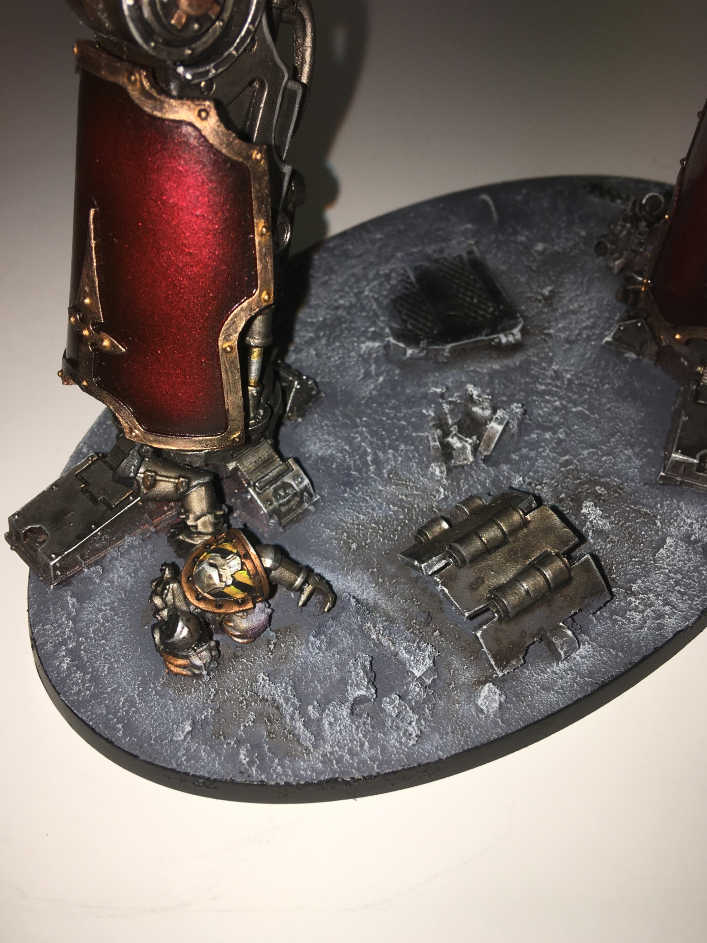 Cerastus Knight-Lancer base