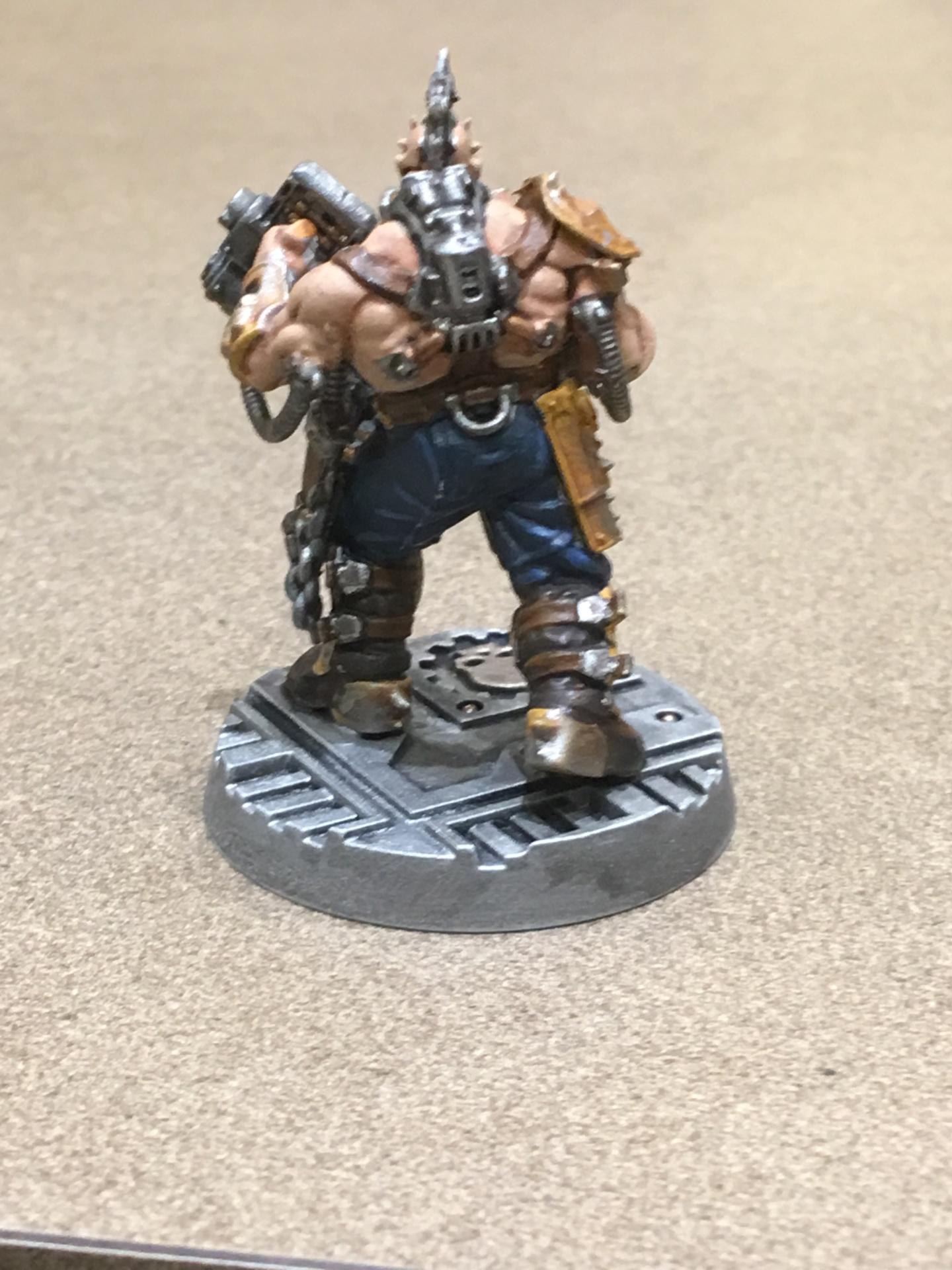 Necromunda - Goliath Gang
