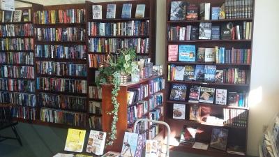 New Books, Used books and Audio books!
