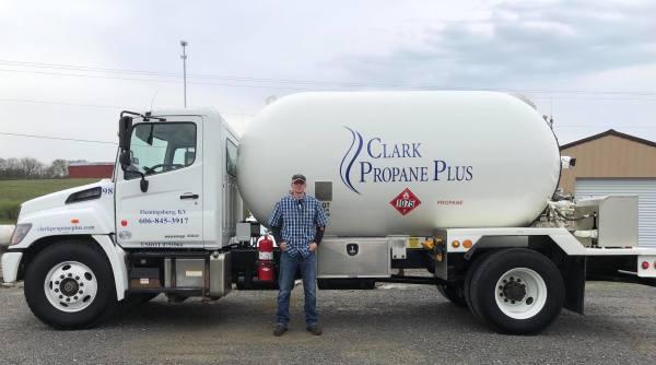 Clark Propane Plus