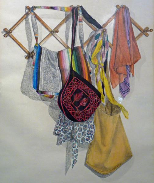 Hanging Still-Life, 1982