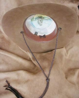 Hat Underside