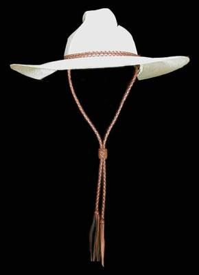 Stampede Strings To Keep Your Hat On!