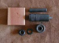 Eyelets and setter for hats