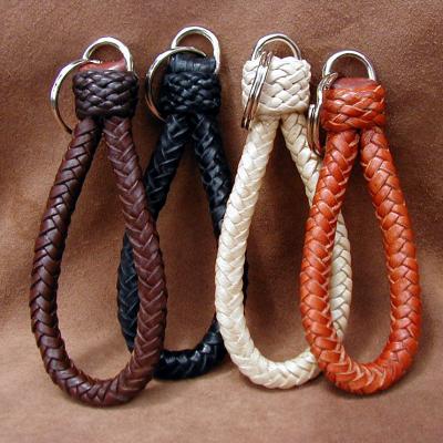 Braided key Loops