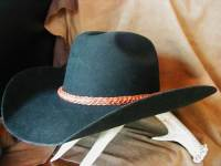 Jesse James Braided Hat Band