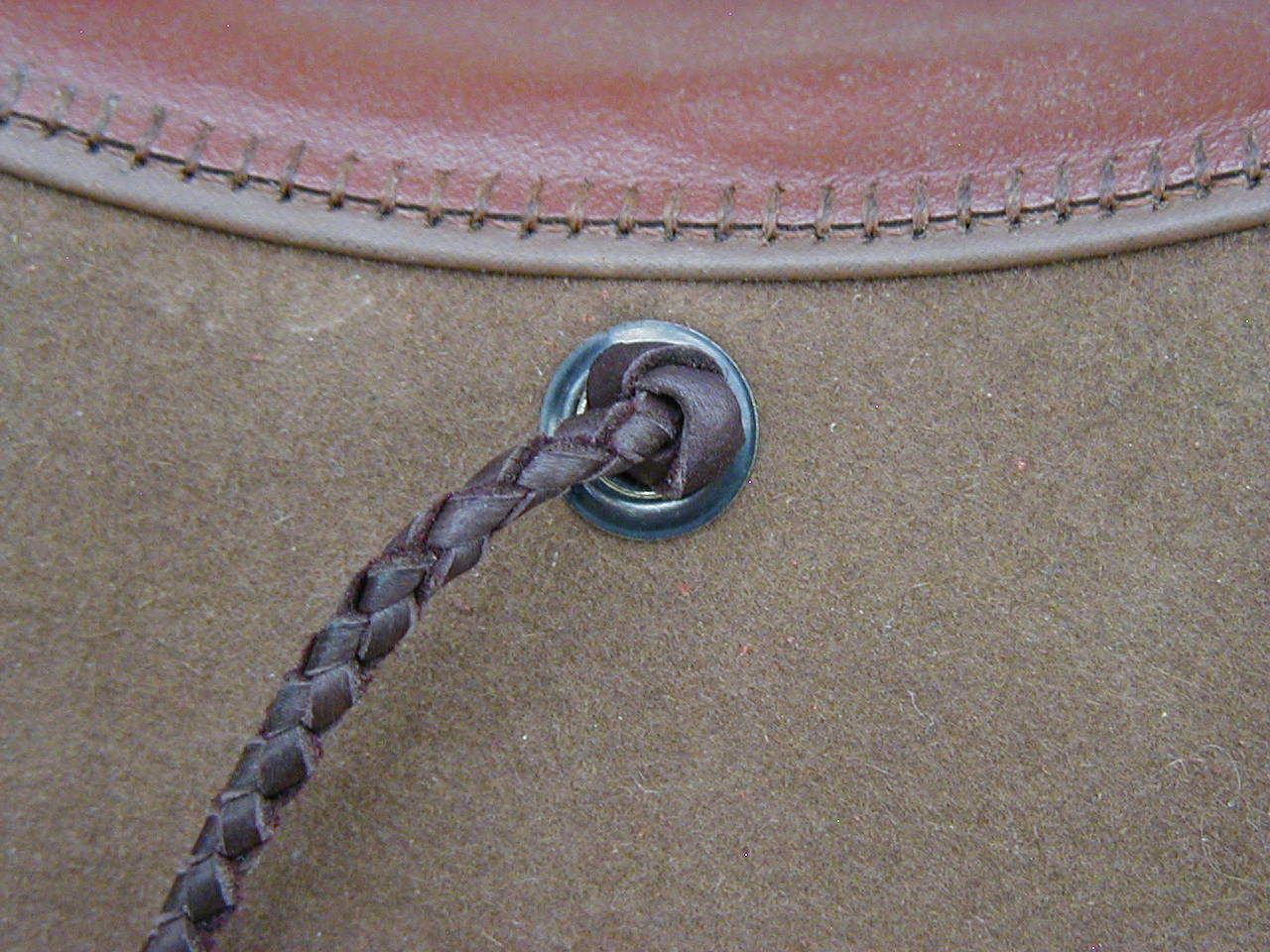 Loop Chin Straps (Stampede Strings)