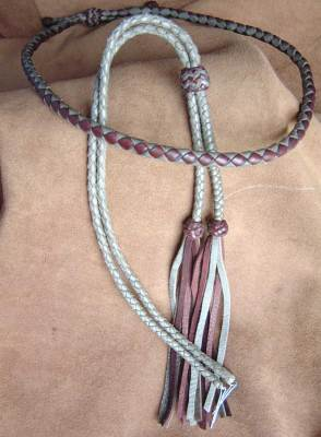 Hatband and Stampede Strings