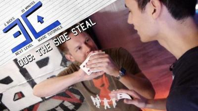 The Side Steal by Brian Brushwood