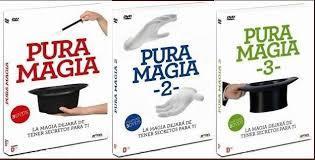 Pura Magia ( Vol 1 - 2 - 3 ) ( 9 DVD SET ) Idioma español. ( Upload Vol 1)