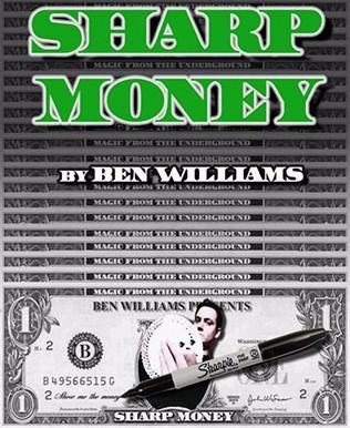 Sharp Money by Ben Williams