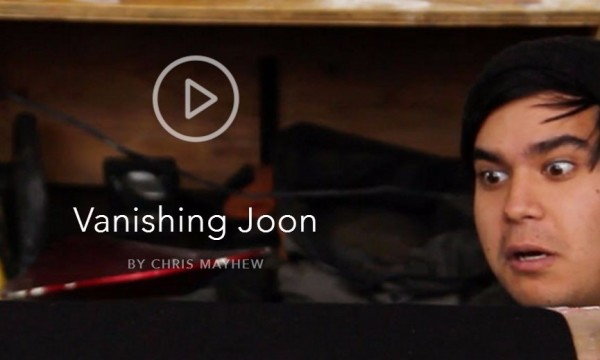 Vanishing Joon by Chris Mayhew