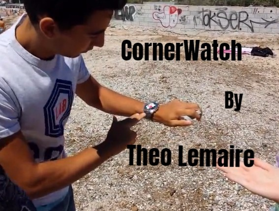 CornerWatch by Théo Lemaire and Arteco