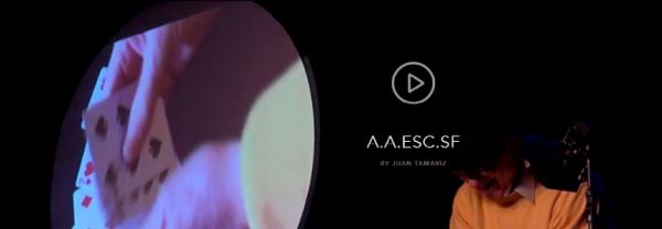 A.A.ESC.SF by Juan Tamariz