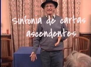 Sinfonia de Cartas Ascendentes by Juan Tamariz