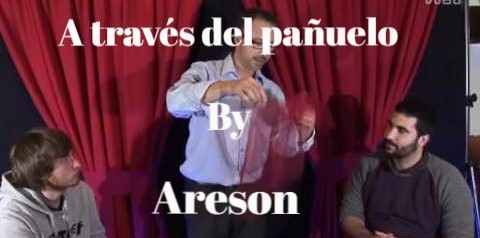 A través del pañuelo by Areson