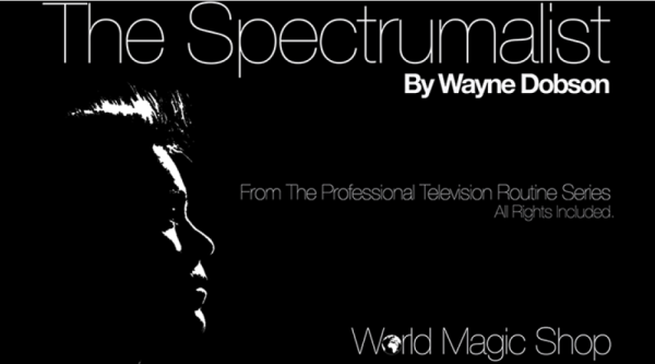 The Spectrumalist by Wayne Dobson