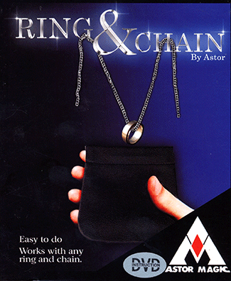 Ring & Chain by Astor Magic