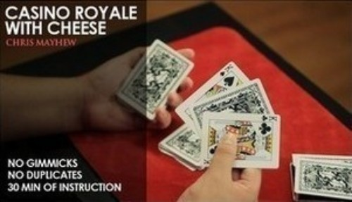 Casino Royale With Cheese By Chris Mayhew