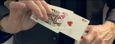 Tweezer Aces by Chad Long