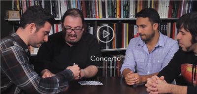 Concerto by Dani DaOrtiz