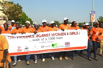 Reminiscing the 16 Days of Activism