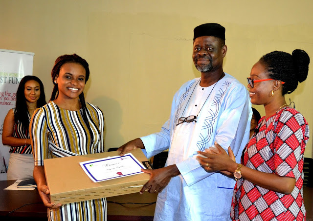WINNERS EMERGE FOR THE YOUNG WOMEN ESSAY WRITING COMPETITION