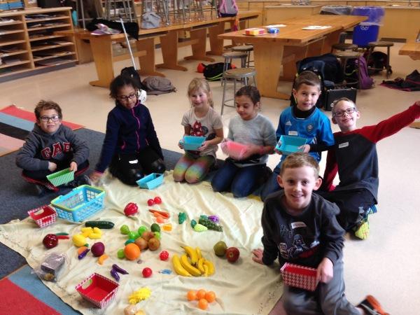 Classes at Northfield Elementary School