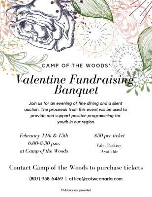 Valentine Fundraising Banquet