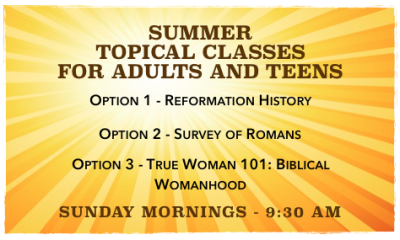 Topical Classes