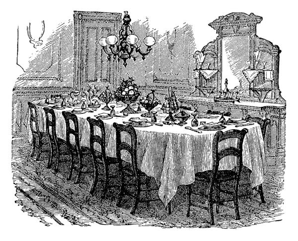 The wise man'banquet
