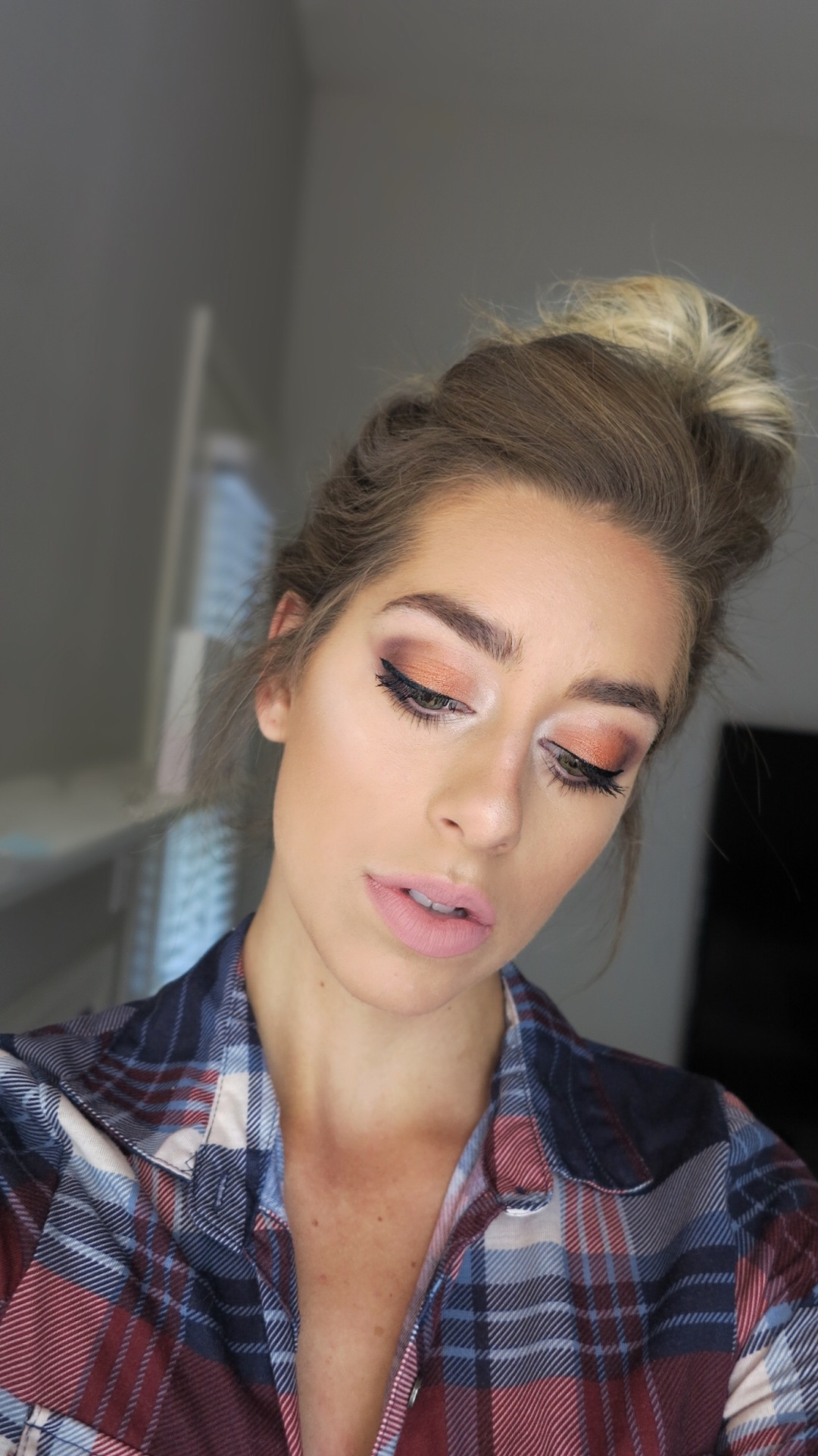 Fall Makeup: Look #2