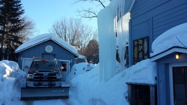 The Deadly Icicle