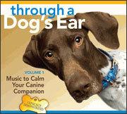 through a dog's ear calming music mobile dog groomer