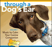 through a dog's ear calming music mobile dog groomer