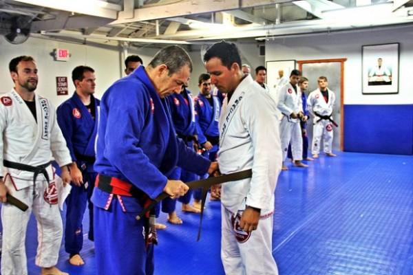 Mestre Carlos Gracie Jr.