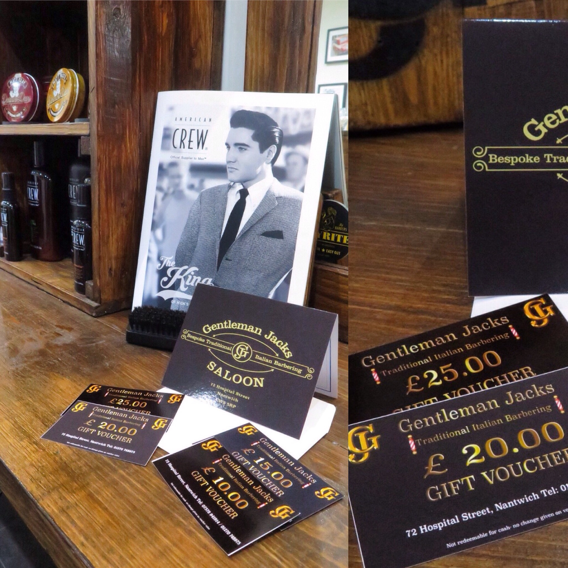 Gift Vouchers Available