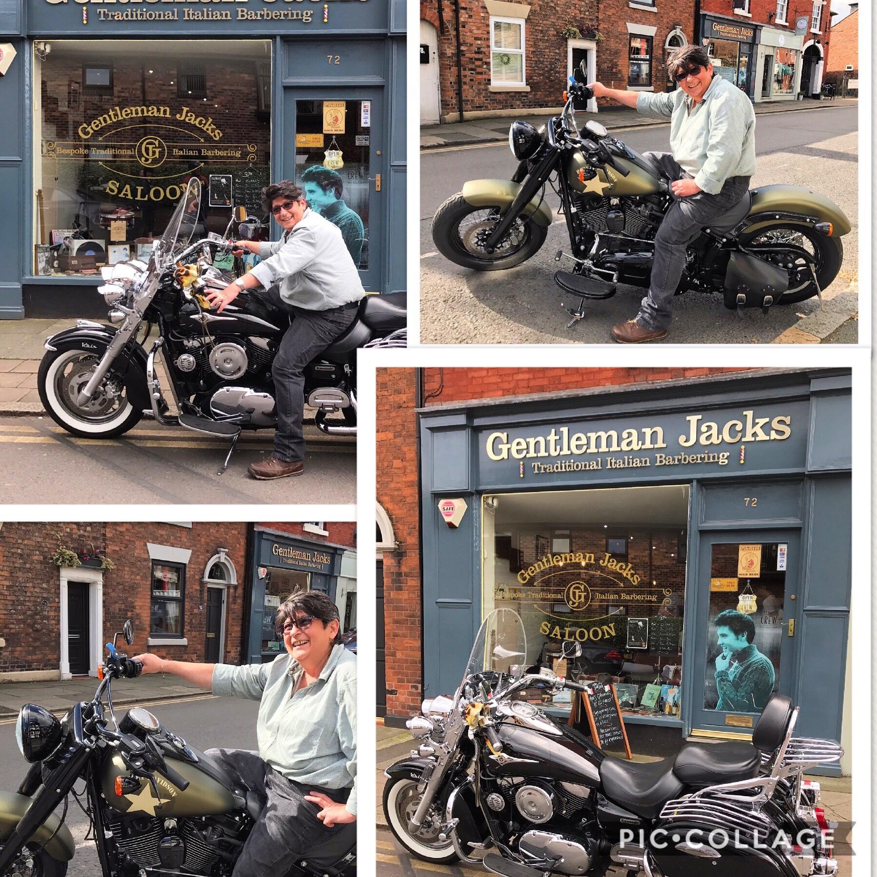 Love our bikes!!!