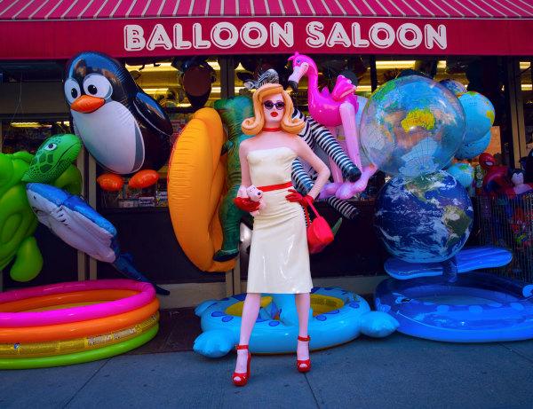 Balloon Saloon, 2015