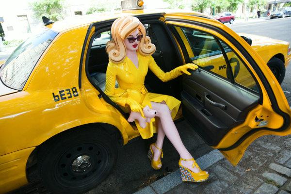 Big Yellow Taxi, 2015
