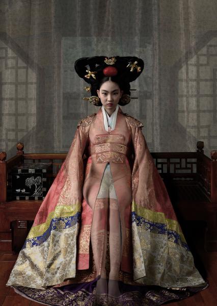 Joseon Dynasty Royal Family Nude Series #11, 2017