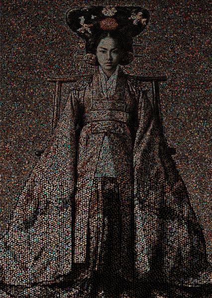 Joseon Dynasty Royal Family Series, Empress #13, 2017