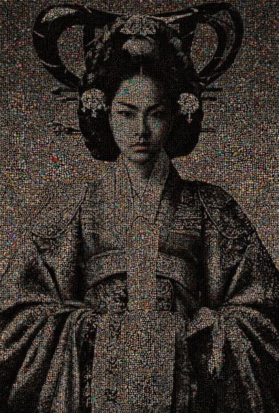 Joseon Dynasty Royal Family Series-Empress #1, 2010