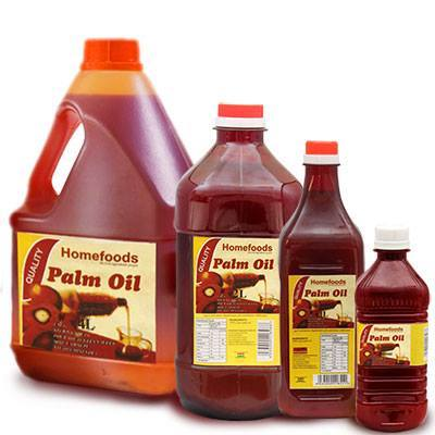 REFINED RED OIL