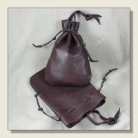 OhBoyd Leather's most affordable pouches - five useful sizes