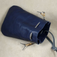 Roomy drawstring pouches are ready to store and carry, protect special items.